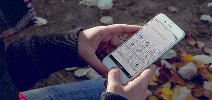 Jetzt für iOS verfügbar: Mobiles Wegemanagement mit Outdooractive Facility in der neuen CMS-App