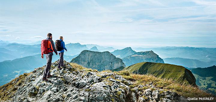 """""""Entdecke Deutschland"""" – Das Wanderbuch mit Touren und Tipps"""