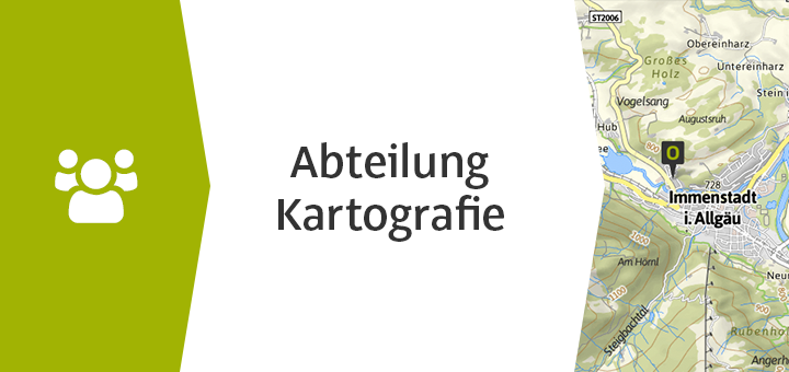 Outdooractive inside: Kartografie