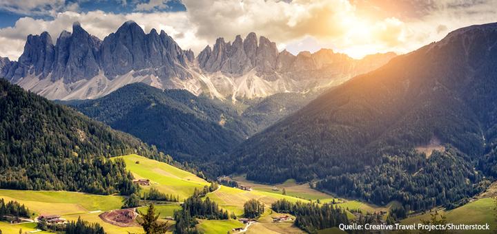 Benvenuto Italia: Outdooractive eröffnet neue Tochtergesellschaft in Italien