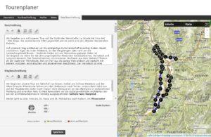 Screen_Beschreibung und Wegbeschreibung
