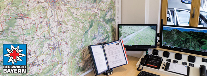 Offizielle Eröffnung der Bergwacht Sonthofen