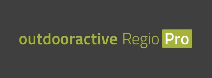 Neue Produkte: Outdooractive Regio Pro