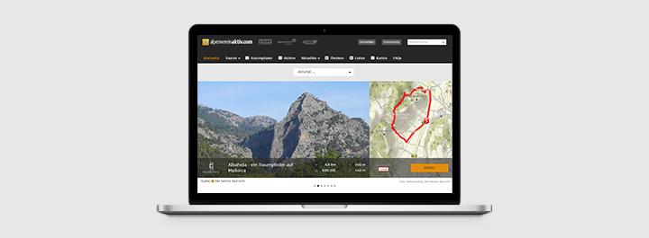 Starke Seilschaft: Alpenverein und Outdooractive bauen Marketingkooperation aus