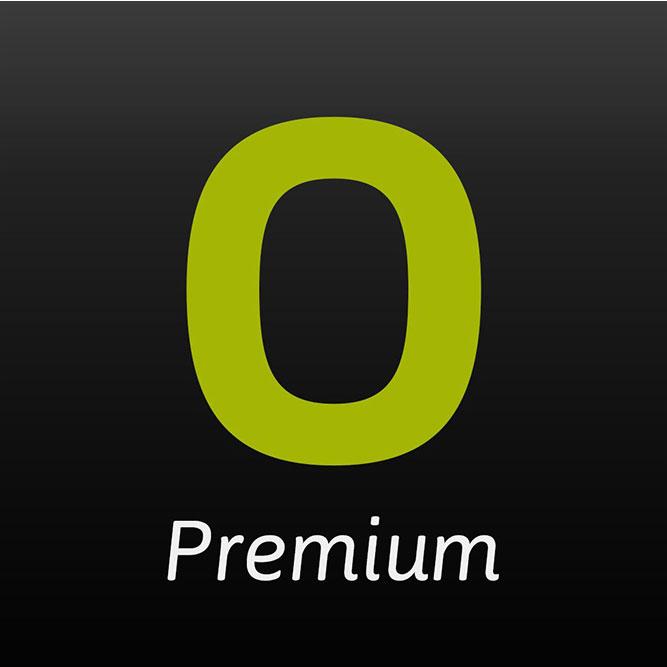 Outdooractive Premium App Logo